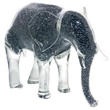 Figurina cristal Preciosa - African Elephant