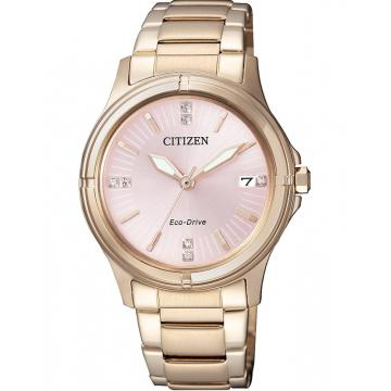 Ceas Citizen Eco-Drive Lady FE6053-57W