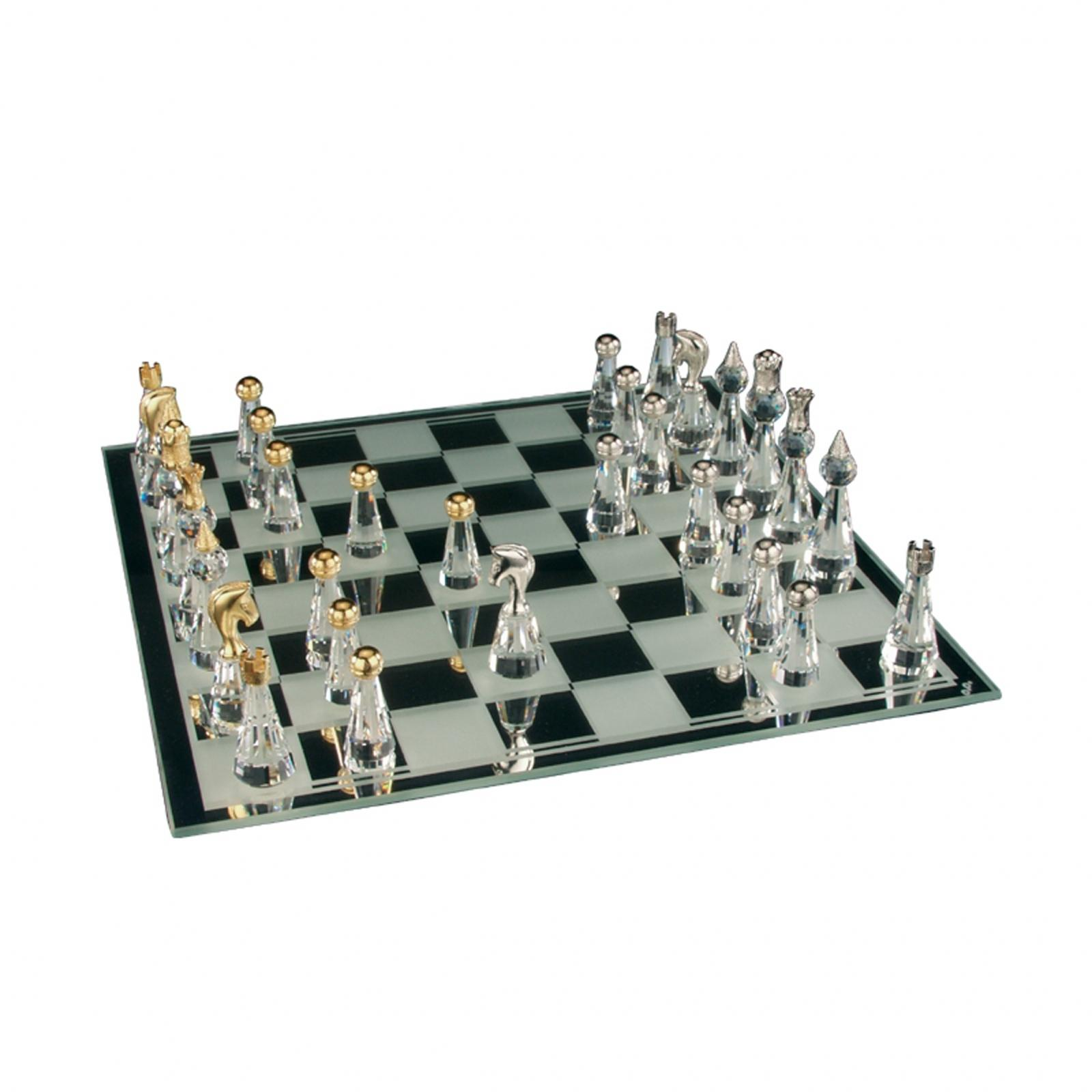 Figurina cristal Preciosa - Chess Set
