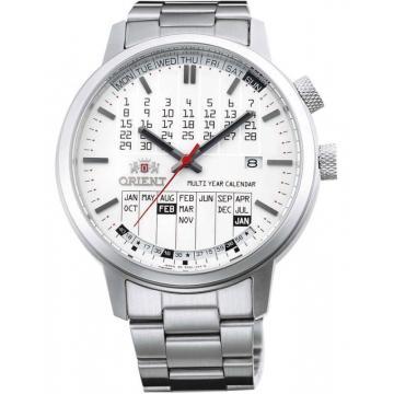 Ceas Orient Stylish and Smart Multi Year Calendar FER2L004W0