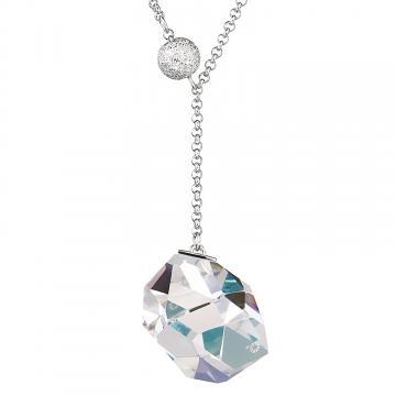 Charmant - Colier de argint Preciosa (Crystal AB)
