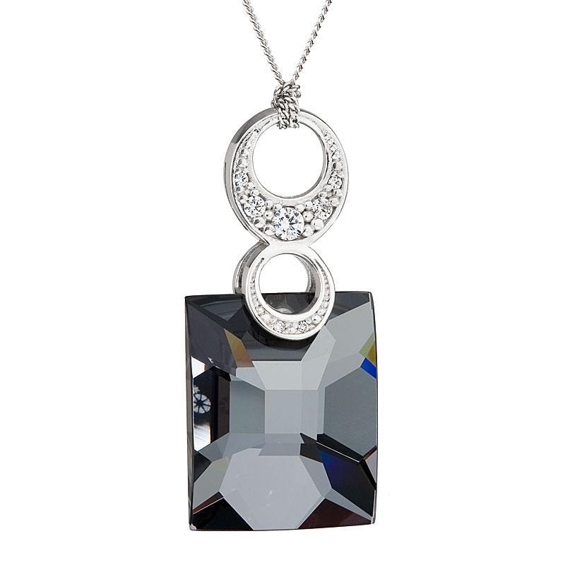 Fleur - Colier de argint Preciosa (Chrome)