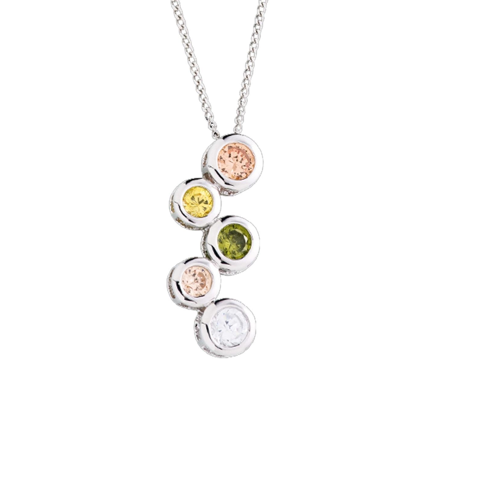 Dressy - Colier de argint Preciosa (Combi)