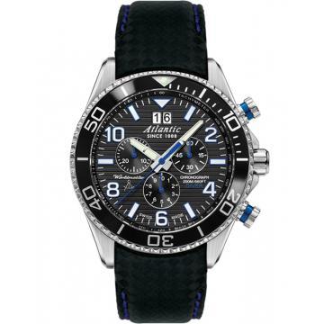 Ceas Atlantic Worldmaster Diver 55470.47.65BC