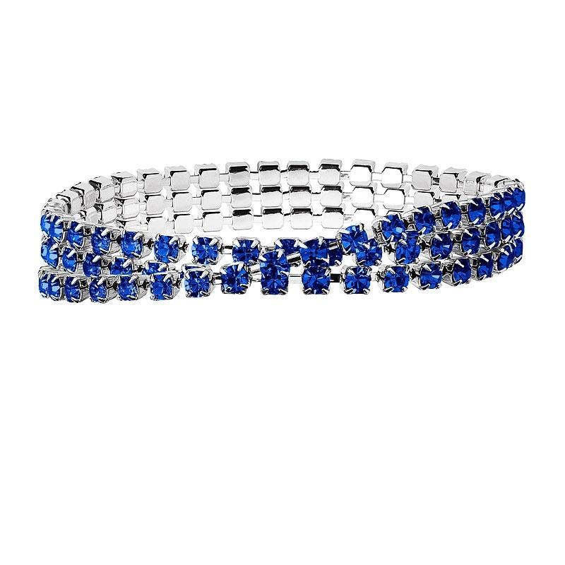 Jillianne - Bratara Preciosa (Sapphire, 3.6 mm)