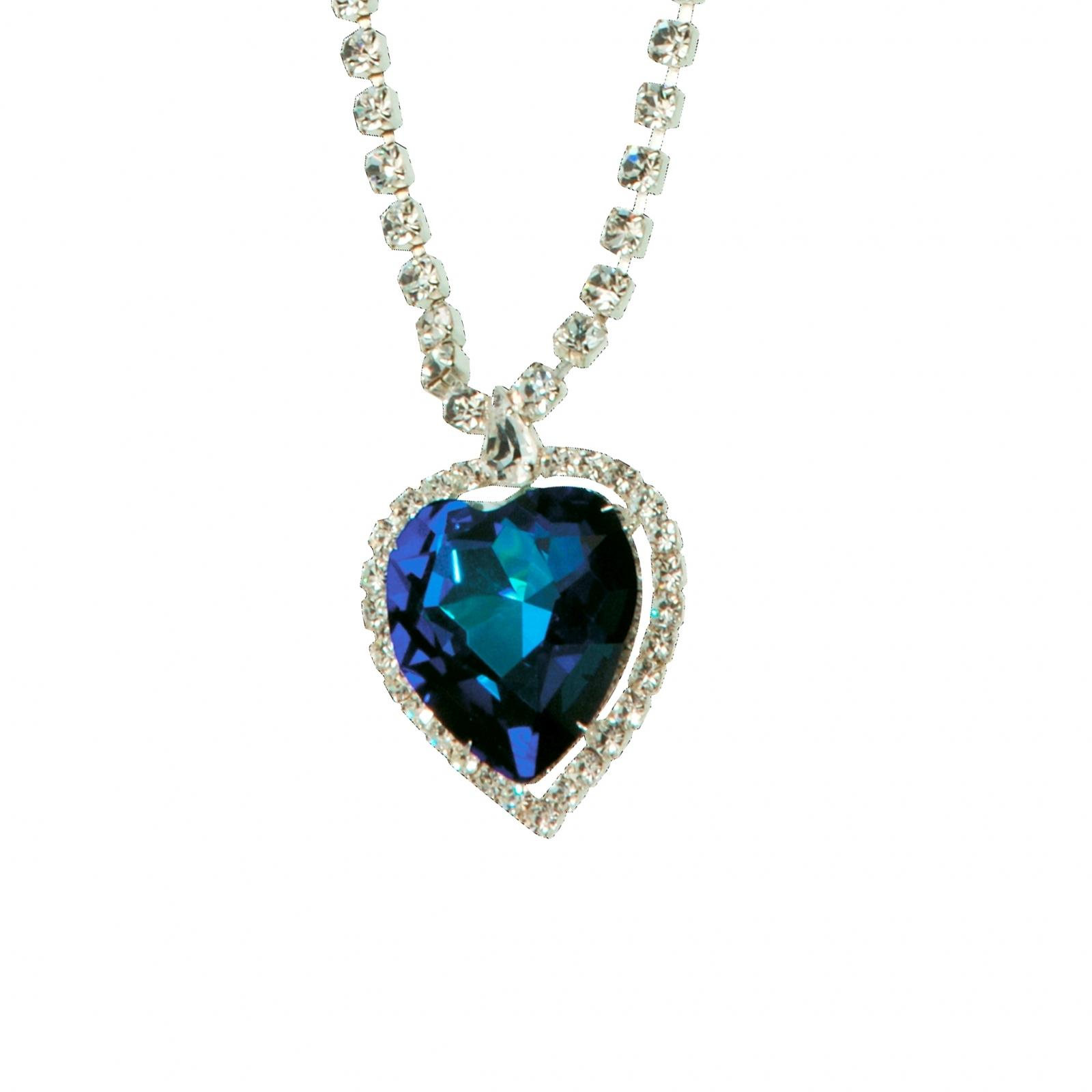 Necklace - Colier Preciosa (Bermuda Blue)