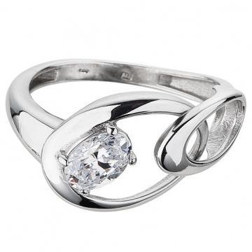 Appealing - Inel de argint Preciosa (White)