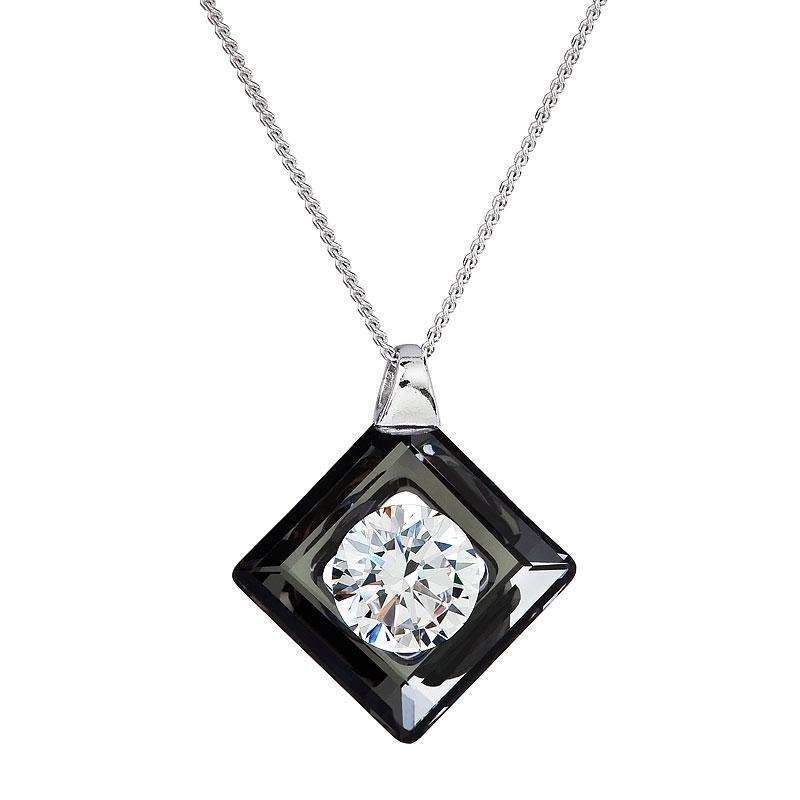 Precious - Colier de argint Preciosa (Chrome)