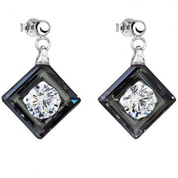 Precious - Cercei de argint Preciosa (Chrome)