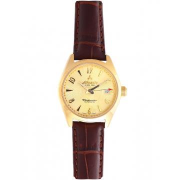 Ceas Atlantic Worldmaster Art Deco Ladies Automatic 11750.45.35G