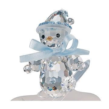 Figurina cristal Preciosa - Standing Snowman