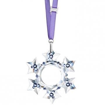 Figurina cristal Preciosa - Christmas Ornament (Violet)